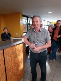Michel Chabaud vermeil