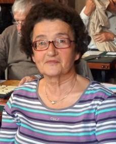 Martine Doucet 2ème