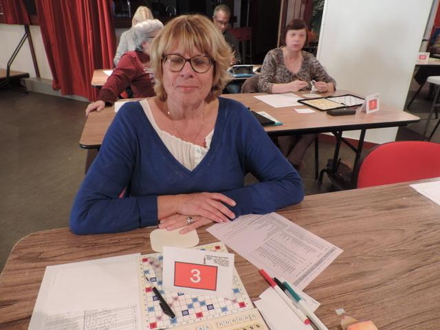 LEFEVRE Bernadette W27