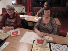 COLLEU Françoise S21 et ROBIN Nicole M26