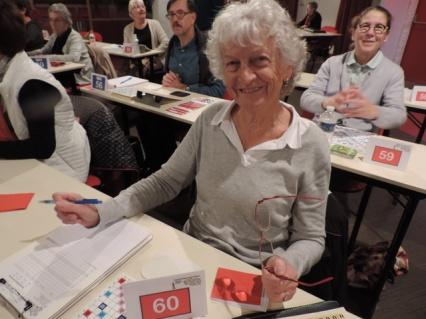 DAVID Françoise D10