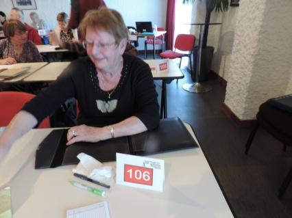 PERON Marie-Thérèse M26