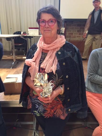 Véronique VASSEUR 3ème