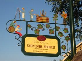 CHAMPAGNE CHRISTOPHE HERBELET